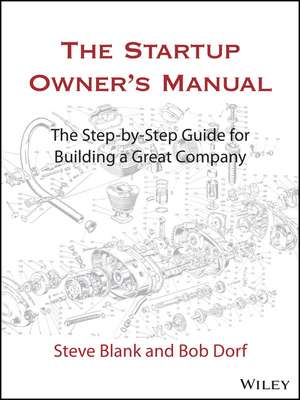 The Startup Owner′s Manual imagine