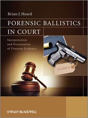 Forensic Ballistics in Court imagine