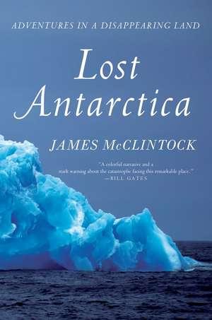 Lost Antarctica
