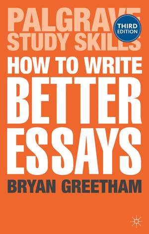 How to Write Better Essays imagine