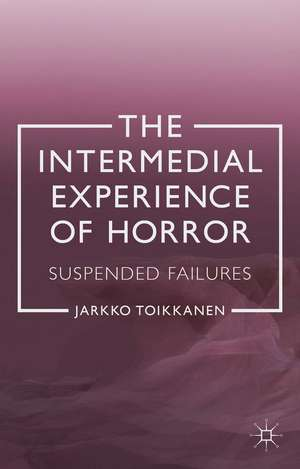 The Intermedial Experience of Horror imagine
