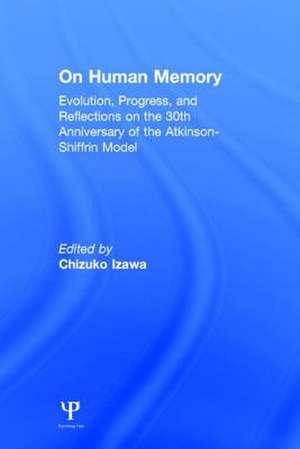 On Human Memory de Chizuko Izawa
