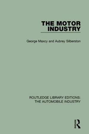 MOTOR INDUSTRY RLE AUTOMOBILE IND