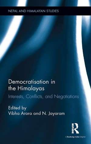 Democratisation in the Himalayas