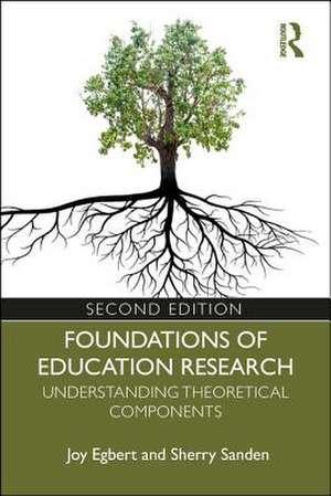 Foundations of Education Research de USA) Egbert, Joy (Washington State University