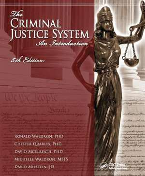 The Criminal Justice System de Ronald J. Waldron
