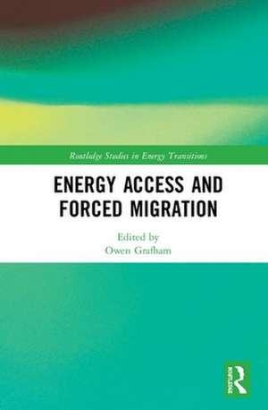Energy-Access and Forced Migration