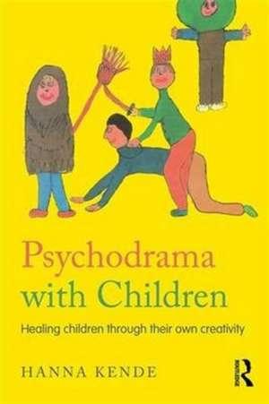 Psychodrama with Children