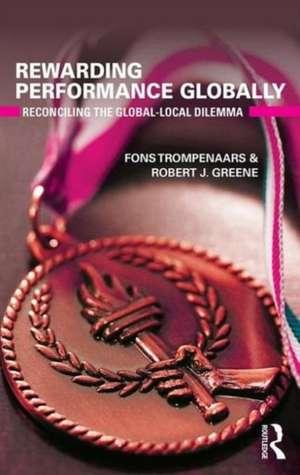 Rewarding Performance Globally de Fons Trompenaars