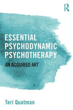 Essential Psychodynamic Psychotherapy imagine