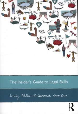 The Insider S Guide to Legal Skills imagine