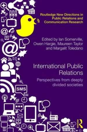 International Public Relations de Ian Somerville
