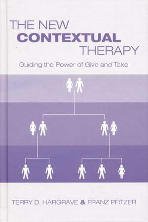 The New Contextual Therapy
