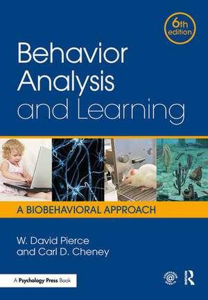 Behavior Analysis and Learning imagine