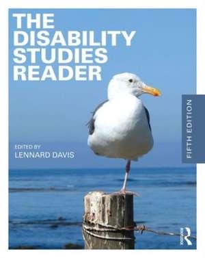 The Disability Studies Reader imagine