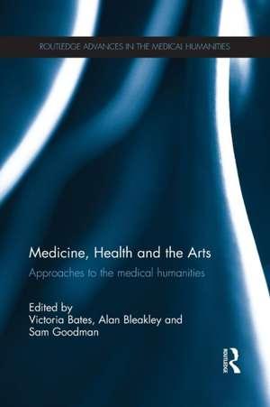 Medicine, Health and the Arts