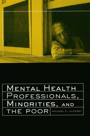 Illovsky, M: Mental Health Professionals, Minorities and the