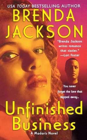 Unfinished Business de Brenda Jackson