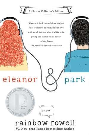 Eleanor & Park: Exclusive Special Edition de Rainbow Rowell