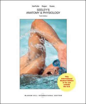 Seeley's Anatomy & Physiology (Int'l Ed)