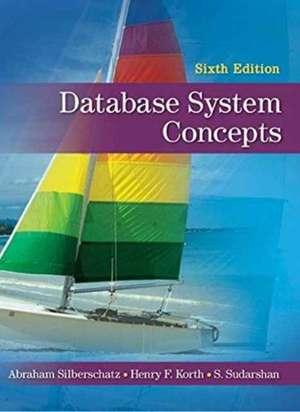 Database System Concepts de SILBERSCHATZ