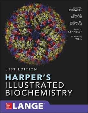 Harper's Illustrated Biochemistry 31/E