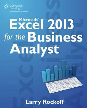 MS EXCEL 2013 FOR THE BUSINESS