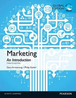 Marketing: An Introduction de Gary Armstrong