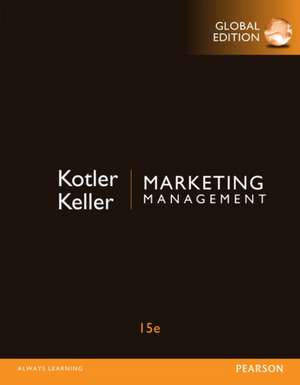 MyMarketingLab with Pearson eText -- Access Card -- for Marketing Management, Global Edition de Philip Kotler