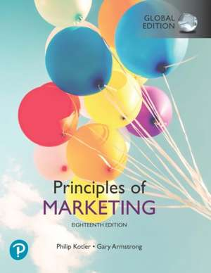 Principles of Marketing, Global Edition de Philip Kotler