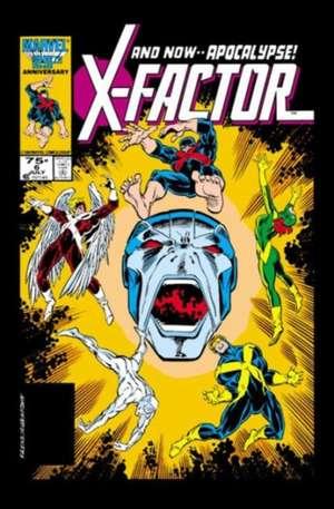 X-Factor: Genesis & Apocalypse de Marvel Comics