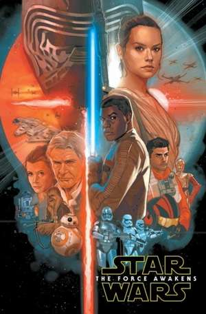 Star Wars: The Force Awakens Adaptation de Luke Ross