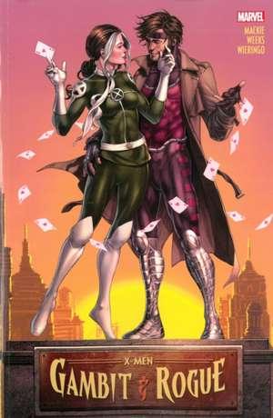 X-Men: Gambit & Rogue de Howard MacKie