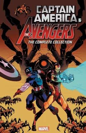 Captain America and the Avengers: The Complete Collection de Cullen Bunn
