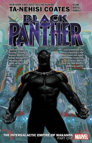 Black Panther Book 6: Intergalactic Empire Of Wakanda Part 1 de Ta-Nehisi Coates