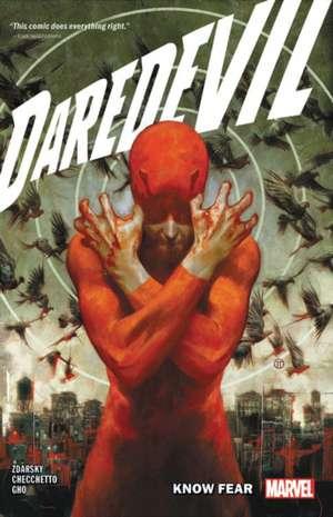 Daredevil By Chip Zdarsky Vol. 1: Know Fear de Chip Zdarsky