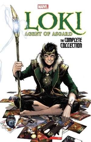 Loki: Agent Of Asgard - The Complete Collection de Al Ewing