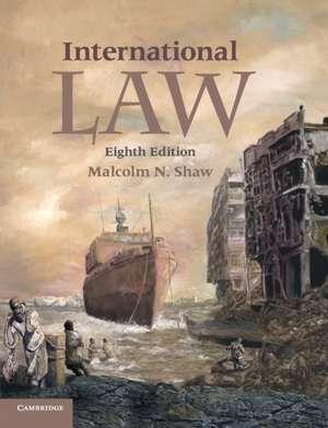 International Law de Malcolm N. Shaw