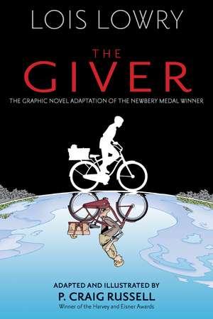 The Giver (Graphic Novel) de Lois Lowry