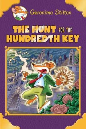The Hunt for the 100th Key (Geronimo Stilton Special Edition) de Geronimo Stilton