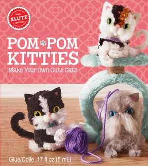 Pom-Pom Kitties de  Editors of Klutz