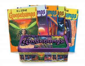 Goosebumps 25th Anniversary Retro Set de R. L. Stine