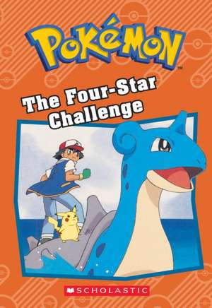 The Four-Star Challenge (Pokemon de Tracy West