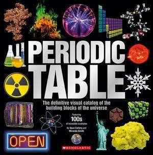 The Periodic Table de Sean Callery
