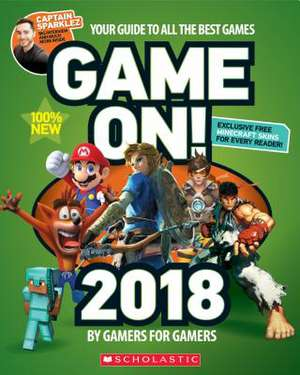 Game On! 2018 de Scholastic
