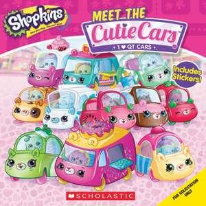 Meet the Cutie Cars de Scholastic