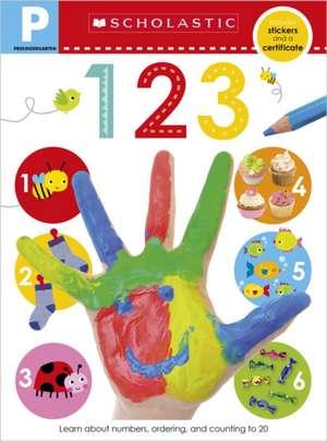 Pre-K Skills Workbook de Scholastic