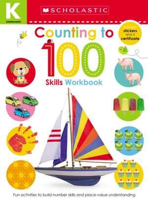 Kindergarten Skills Workbook imagine