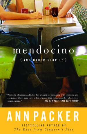 Mendocino and Other Stories de Ann Packer