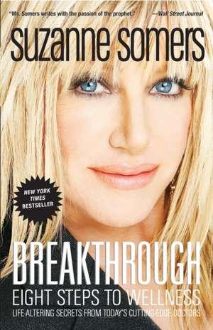 Breakthrough de Suzanne Somers